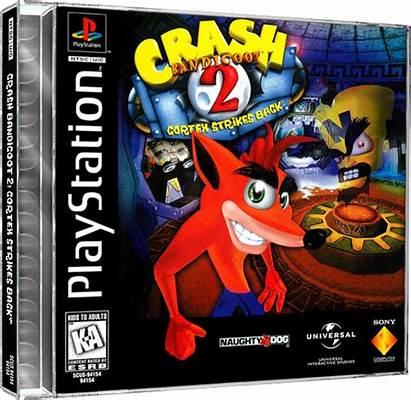 Bandicoot Crash Cortex Strikes Launchbox Games Box