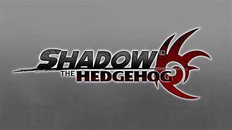 shadow  hedgehog youtube