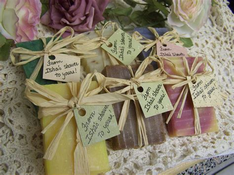 wedding soap favors 50 bridal shower favors soaps mini soaps shea butter