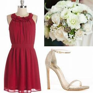 17 best images about red bridesmaid dresses on pinterest With cranberry dresses for wedding