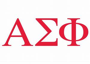 logos and branding alpha sigma phi hq With sigma alpha letters