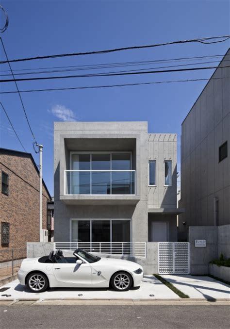 modern zen design house   tokyo japan architect