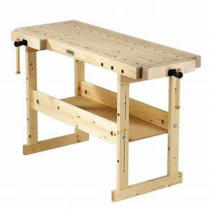 Shop Sjobergs 33 875-in Wood Work Bench at Lowes com
