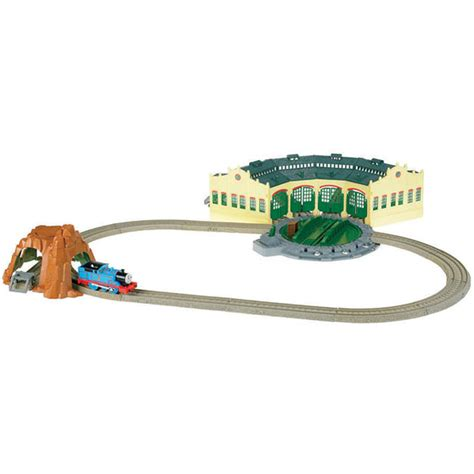 the tidmouth sheds playset friends trackmaster railway shop wwsm