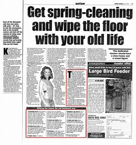 Amy Cleaners About Amy Domestic Newspaper Article
