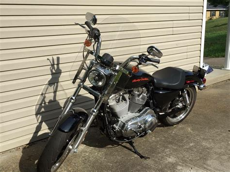 All New & Used Harley-davidson® Sportster 883 (1,050 Bikes