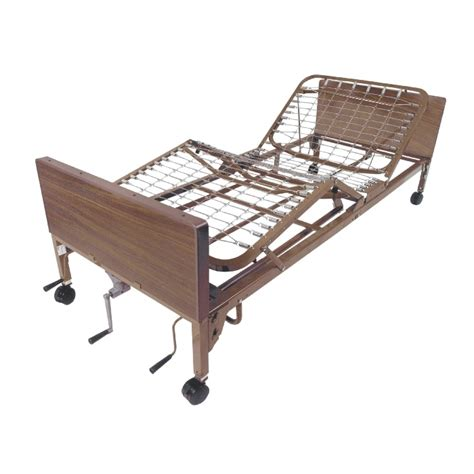 tractor supply beds drive multi height manual hospital bed with