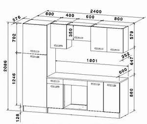 taille standard meuble cuisine 6 hauteur plan de travail With taille standard meuble cuisine