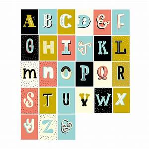 alphabet card pick your own letter by the happy pencil With alphabet letter cards
