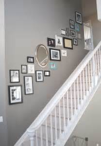 Pinterest Wall Collage Stair