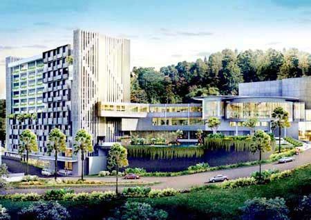 fasilitas  tarif oak tree emerald hotel  semarang