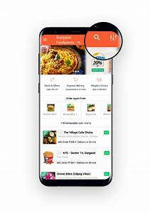 foodpanda food delivery app | Android, iPhone, Windows Phone