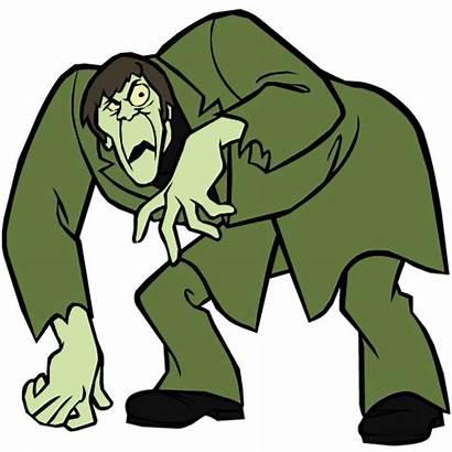 Creeper Clipart Scooby Doo Villains Villain Halloween