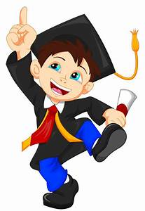 Boy Graduate Clipart | www.imgkid.com - The Image Kid Has It!