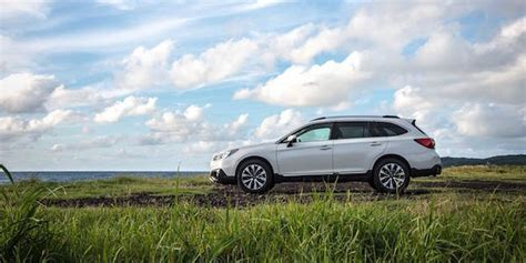 Here's Why The New Subaru Outback Is Rated #1 In