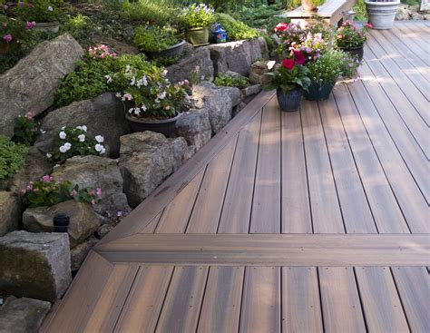 Composite Deck Bench Designs