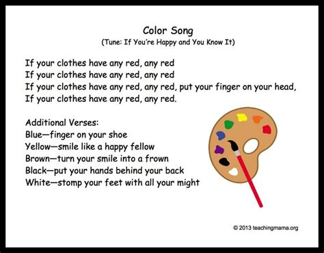 10 preschool transitions songs and chants to help your 571 | 3eff1c3c0c5036175453599caadd4855