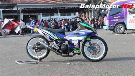 Modif Racing by Gambar Motor Balap Jupiter Z Mp1 Otto Modifikasi