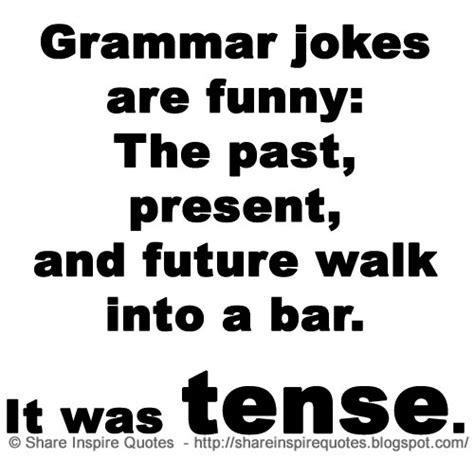 Past Present Future Funny Quotes