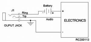 Acoustic Guitar Jack Wiring Diagram Battery