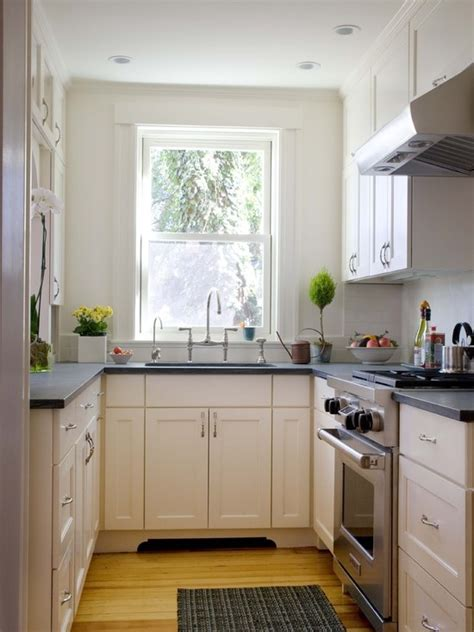 kitchen remodel ideas for small kitchens galley refresheddesigns a small galley kitchen work