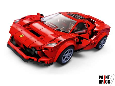 Lego's new and improved speed champions range is here. Compra LEGO Speed Champions - 76895 Ferrari F8 Tributo su ...