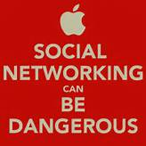 SOCIAL NETWORKING CAN BE DANGEROUS - KEEP CALM AND CARRY ...