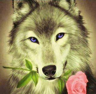 Wolf Wallpaper Kawaii by Wolf Kawaii Wolf Wallpaper Wolf Painting Wolf
