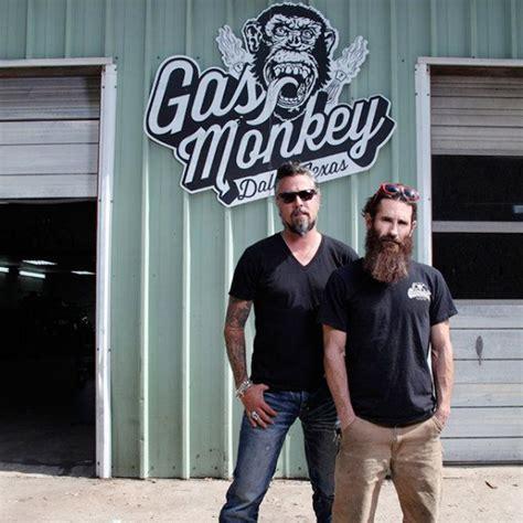 gas monkey garage tv show aaron kaufman vs richard rawlings of gas monkey