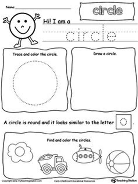 printable shapes images preschool math