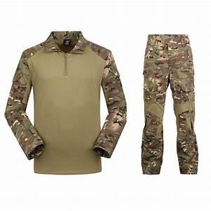 Tactical Airsoft Combat Uniform BDU Uniform USMC ...