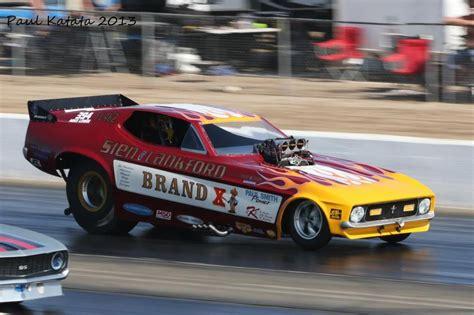 Brand X  Mustang  Cars  Drag Racingfunny Car