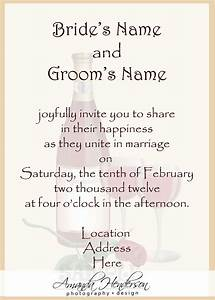 wedding invitation wording samples 21st invitation With examples of wedding invitation verbiage