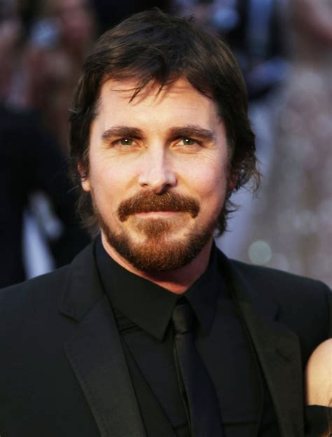 Christian Bale Picture The Annual Oscars Red