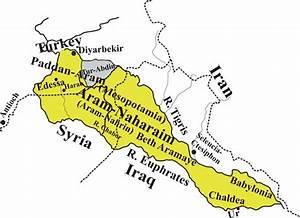 Aramnahrin Aramnaharaim Mesopotamia