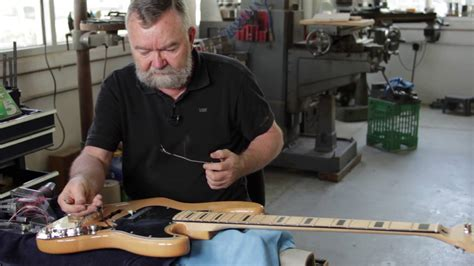 How Upgrade The Pickups Your Fender Bass Guitar