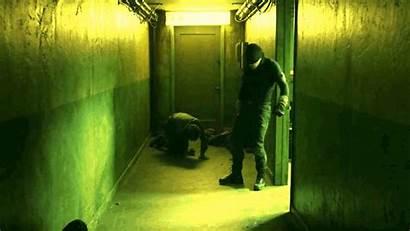 Fight Daredevil Scene Netflix Shot Punisher Stunt