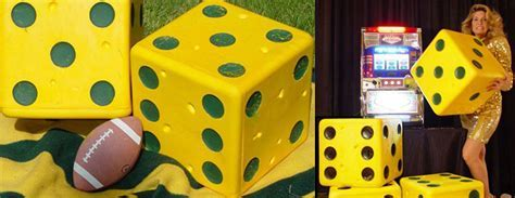 Giant Bouncing Foam Dice Make Board Games Better   The