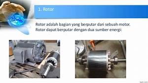 Konversi Enegi Dan Motor Induksi 3 Phase