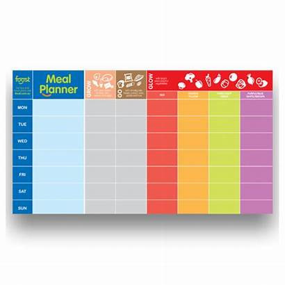 Planner Meal Planning Healthy Meals Shopping Foost