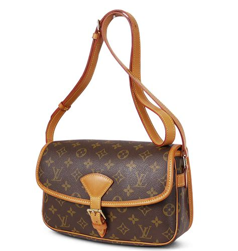 louis vuitton louis vuitton monogram sologne crossbody