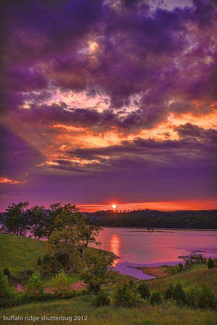 Sunset On Lake Norris TN
