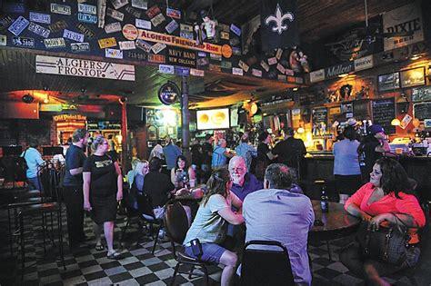 New Orleans' Top 100+ Bars Neighborhood Bars News