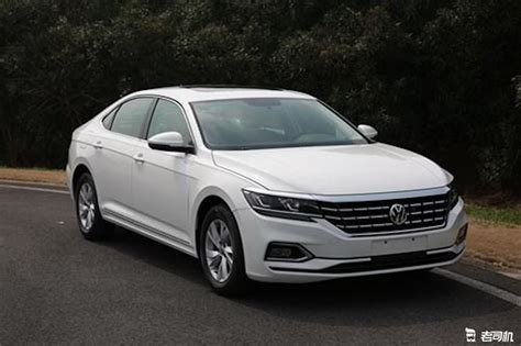 New Redesigned Passat by Redesigned 2019 Vw Passat Shows Arteon Inspired Front End