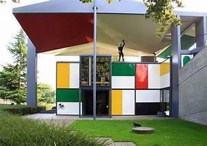 Le Corbusier Werke : abbildung le corbusier heidi weber haus auf online dokumentation der modernen und ~ A.2002-acura-tl-radio.info Haus und Dekorationen