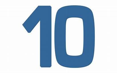 Clipart Number Ten Transparent Cliparts Melonheadz Math