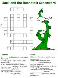 Jack and the Beanstalk Printable Worksheets
