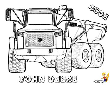 big man construction vehicle coloring construction  trucks