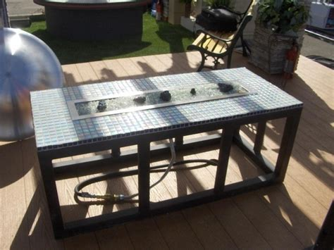build your own fire pit table how to build a propane fire pit table fire pit ideas