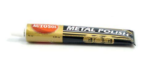 autosol metal autosol rust remover chrome cleaner car bike aluminium metal the best ebay